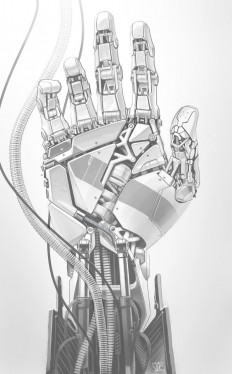 Mechanical Hand on