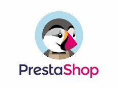 PrestaShop Vector Logo - COMMERCIAL LOGOS - Shopping : LogoWik.com