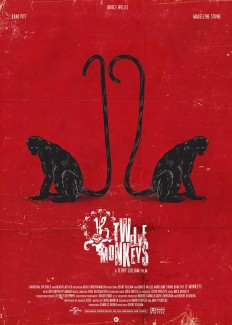 Twelve Monkeys by Mainger Germain on Inspirationde