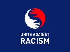 Unite Against Racism Vector Logo - COMMERCIAL LOGOS - Organisation : LogoWik.com