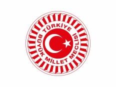TBMM Türkiye Büyük Millet Meclisi Vector Logo - COMMERCIAL LOGOS - Government : LogoWik.com