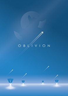 Oblivion Poster Design on Inspirationde