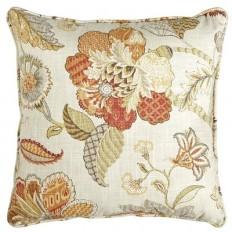 Eva Jacobean Pillow | Pier 1 Imports