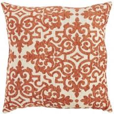 Chenille Tile Warm Pillow | Pier 1 Imports