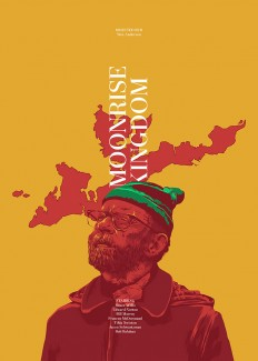 Moonrise Kingdom by Tibor Lovas on Inspirationde