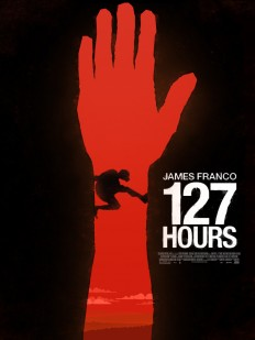 127 hours Poster by Szymon Fischer on Inspirationde