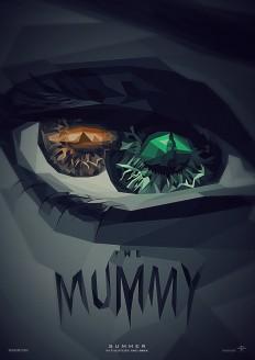 The Mummy by Bernie Jezowski on Inspirationde