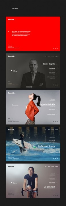 Republik Media – London based Digital Agency on Inspirationde