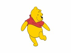 Winnie the Pooh Vector File - VECTOR ELEMENTS - Cartoon : LogoWik.com