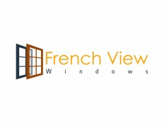 French View Windows Vector Logo - COMMERCIAL LOGOS - Architecture & Construction : LogoWik.com