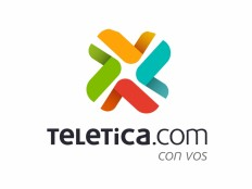 Teletica Vector Logo - COMMERCIAL LOGOS - Media : LogoWik.com