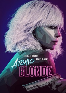 Atomic Blonde by Bernie Jezowski on Inspirationde