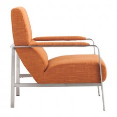 Jonkoping Orange Armchair | Pier 1 Imports