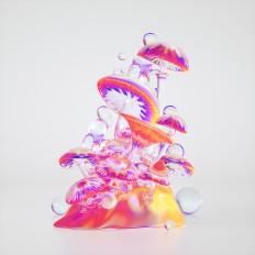 Still life 3D renders - Mindsparkle Mag
