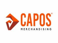 Capos Merchandising Vector Logo - COMMERCIAL LOGOS - Design : LogoWik.com