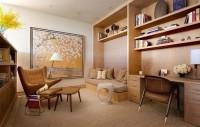contemporary apartment in New York   Interior Design Decorating
