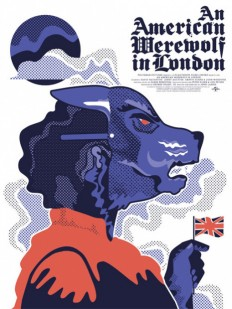 An American Werewolf in London by We Buy Your Kids on Inspirationde