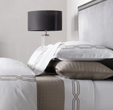 Italian Metropolitan Stitch Bedding Collection