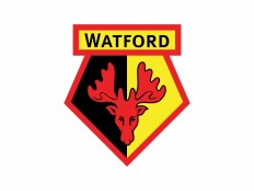 Watford Football Club Vector Logo - COMMERCIAL LOGOS - Sports : LogoWik.com
