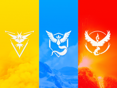 Pokémon GO Team Logos [Vector Download] by Meritt Thomas on Inspirationde
