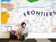 Frontiers of Work by rosie bubb on Inspirationde