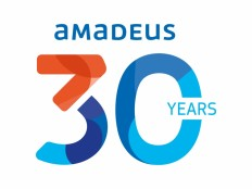 Amadeus 30 years Vector Logo - COMMERCIAL LOGOS - Technology : LogoWik.com