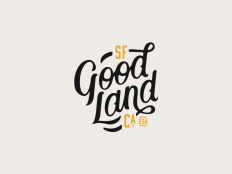 New Good Land Script by Brendan O'Connor on Inspirationde