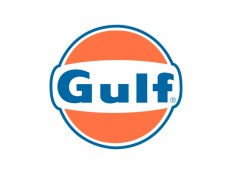 Gulf Oil Vector Logo - COMMERCIAL LOGOS - Industry : LogoWik.com