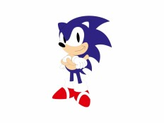 Sonic Vector File - VECTOR ELEMENTS - Cartoon : LogoWik.com