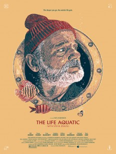 The Life Aquatic with Steve Zissou on Inspirationde