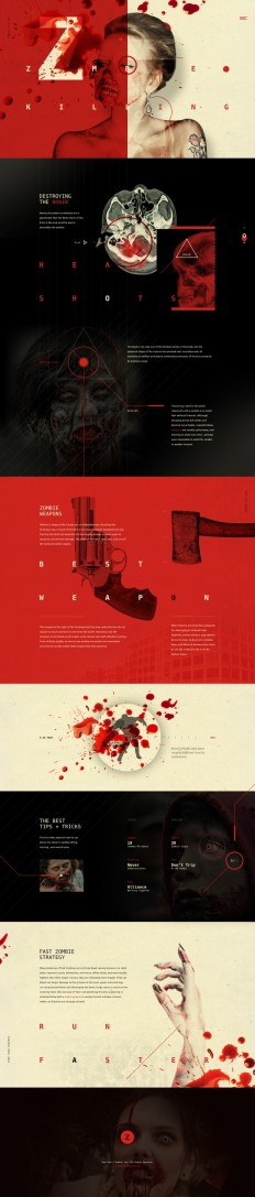 Zombie Killing by Elegant Seagulls on Inspirationde