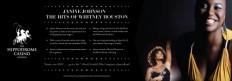 Hippodrome Casino — Janine Johnson – The Hits of Whitney Houston