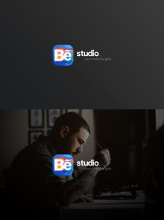 Behance Studio — Branding UI/UX on Inspirationde
