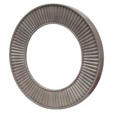Round Decorative Wall Mirror Gray - Threshold? : Target