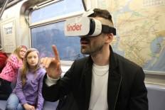 Tinder VR - Tom Galle Portfolio
