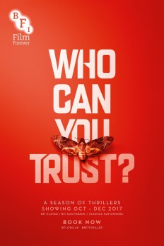 BFI Thriller Season – Creative Advertising on Inspirationde