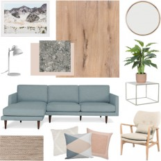 Peaceful Pastels - Polyvore