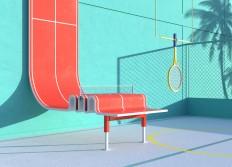 Digital Art & Illustration: Summer Diary Series