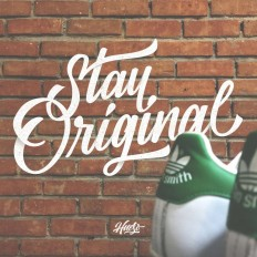 Stay Original by Rafa Miguel on Inspirationde