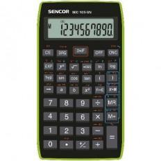 Iskolai tudományos számológép 8+2 számjegyes Sencor SEC 105GN - Zöld Ft Ár 1,790