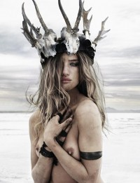 Rosie Huntington-Whiteley by Rankin, Ten Times Rosie 31 | MFD – Multiple Fashion Disorder