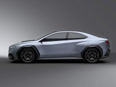 Subaru VIZIV Performance Concept unveiled at the Tokyo Motor Show