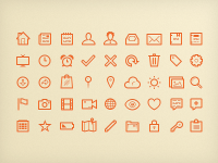 Red Hemsley - Icons by Matthew Skiles