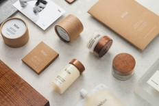 Wise Men´s Care, Brand Identity and Packaging on Inspirationde