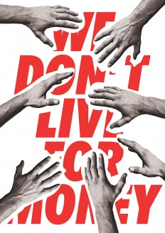 We Don't Live For Money on Inspirationde
