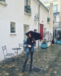 """Alena Po na Instagramie: """"It's all about this weekend ?? #paris #spring #weekend"""" • Instagram"""