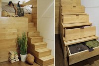 30 Under Stair Shelves and Storage Space Ideas   Freshome