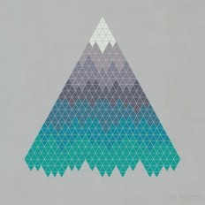 """Many Mountains"" Photographic Prints by thepapercrane 