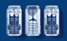 Brand New: New Packaging for CoastWise Session IPA by MiresBall