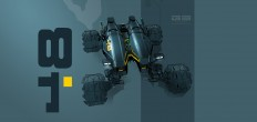ArtStation - BUGGY 48, GARY SANCHEZ